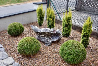 Kleiner Steingarten - Gartengestaltung Frank Klemt