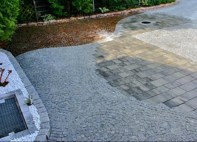 Terrasse mit Intasienarbeiten 2 Frank Klemt