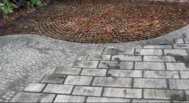 Pflasterarbeiten - Gartengestaltung Frank Klemt