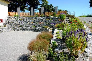 Terrassierung - Gartengestaltung Frank Klemt