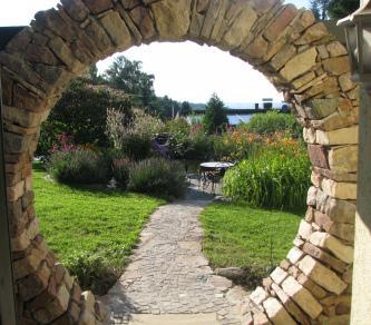 Torbogen - Gartengestaltung Frank Klemt